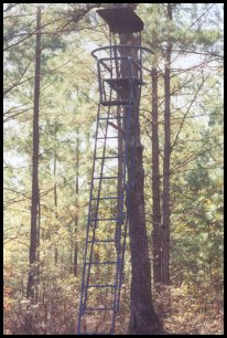 great escape deer stand